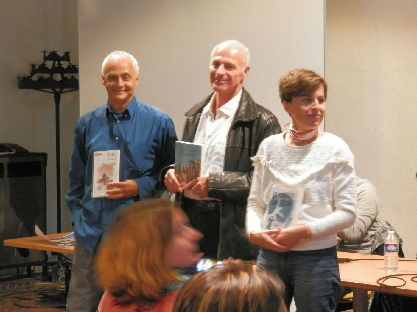 Prix du roman historique jeunesse 2017 Roland Godel
